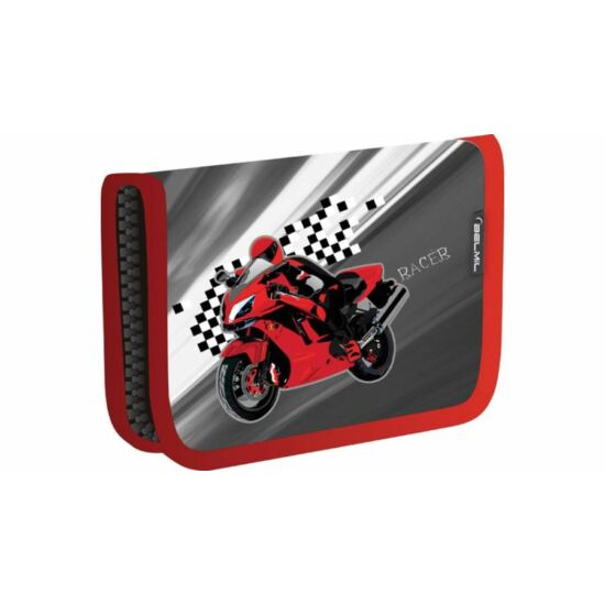 TOLLTARTÓ klapnis2 BELMIL19 szövet  335-74 (Moto Racer, TTATT3787)
