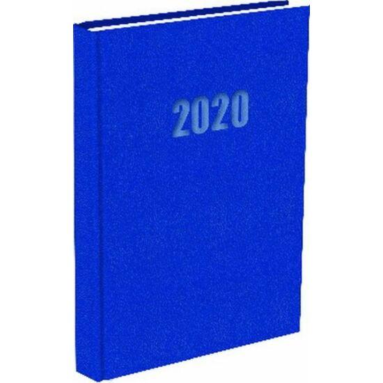 ZSEBNAPTÁR 2020 heti fekvő T-Calendar Balacron (középkék, L03921102)