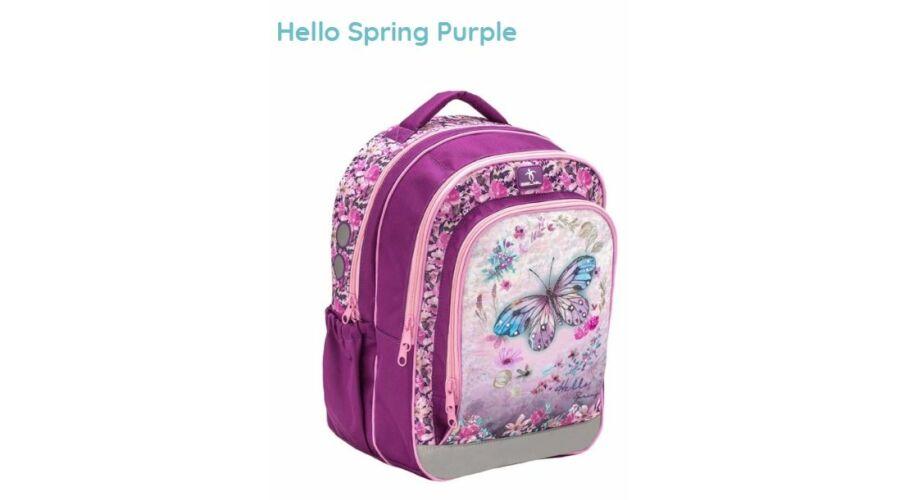 1920eaa8826d HÁTITÁSKA BELMIL19 Speedy 338-35 (Hello Spring purple, ITAIT3861)